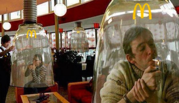 Marijuana in McDonalds hoax