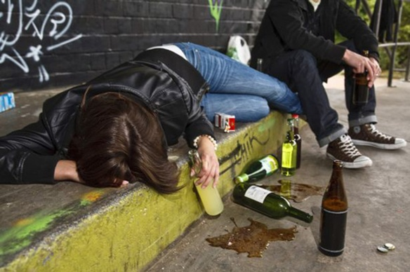 Legal high binge drinking culture,